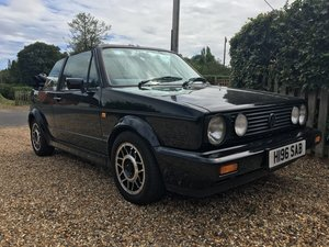 Picture of 1990 Golf Cabriolet GTi