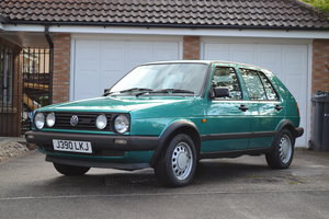 Picture of 1991 Volkswagen Golf Driver For Sale by Auction