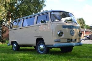 Picture of  1971 Volkswagen Type 2 Camper Van For Sale by Auction