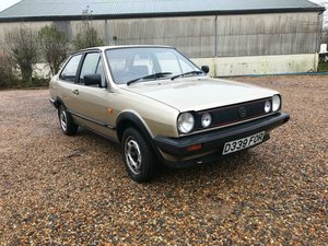 Picture of 1987 Show Standard Ultra Rare MK2 VW Polo Saloon, 30,000 Miles For Sale