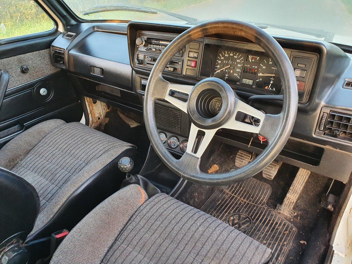1983 Rhd VW MK 1 Volkswagen Golf GTi 1.8 5 door MOT For Sale (picture 5 of 6)