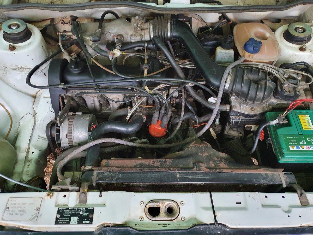 1983 Rhd VW MK 1 Volkswagen Golf GTi 1.8 5 door MOT For Sale (picture 6 of 6)