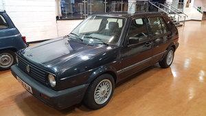 VW GOLF   LHD  1.8 GLX  rare car 5 door Man