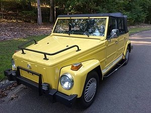 Picture of 1973 Volkswagen Type 181 Thing (Guilford, CT) $24,999 obo For Sale
