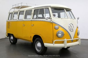 Picture of 1974 Volkswagen 15-Window Deluxe Microbus For Sale