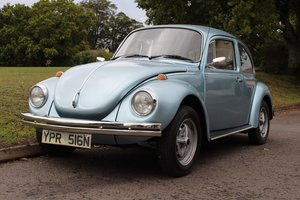 Picture of Volkswagen Beetle 1303S 1972 - To be auctioned 30-10-20