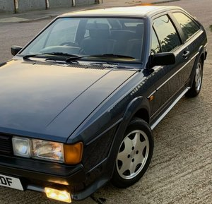 Picture of 1988 Rare VW gtx scirocco