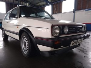 Picture of 1989 VW Golf GTI one owner from new - Auction 29th -30th Oct SOLD by Auction