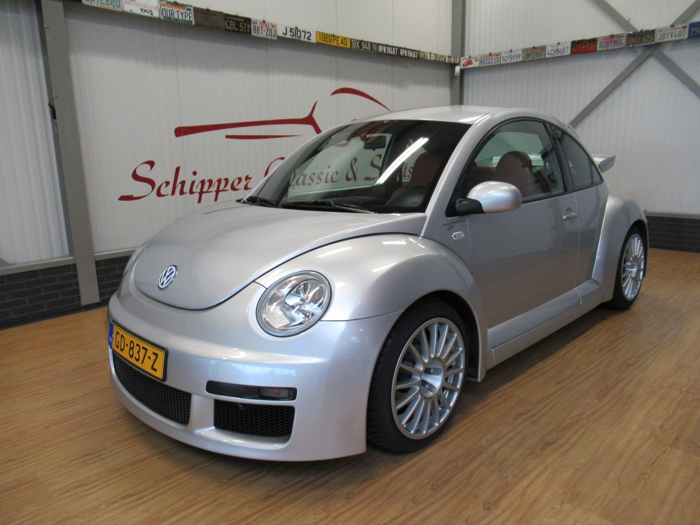 2002 Volkswagen Beetle RSI Limited Edition no. 56 of 250 For Sale (picture 1 of 6)