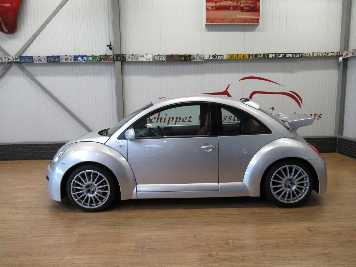 2002 Volkswagen Beetle RSI Limited Edition no. 56 of 250 For Sale (picture 3 of 6)