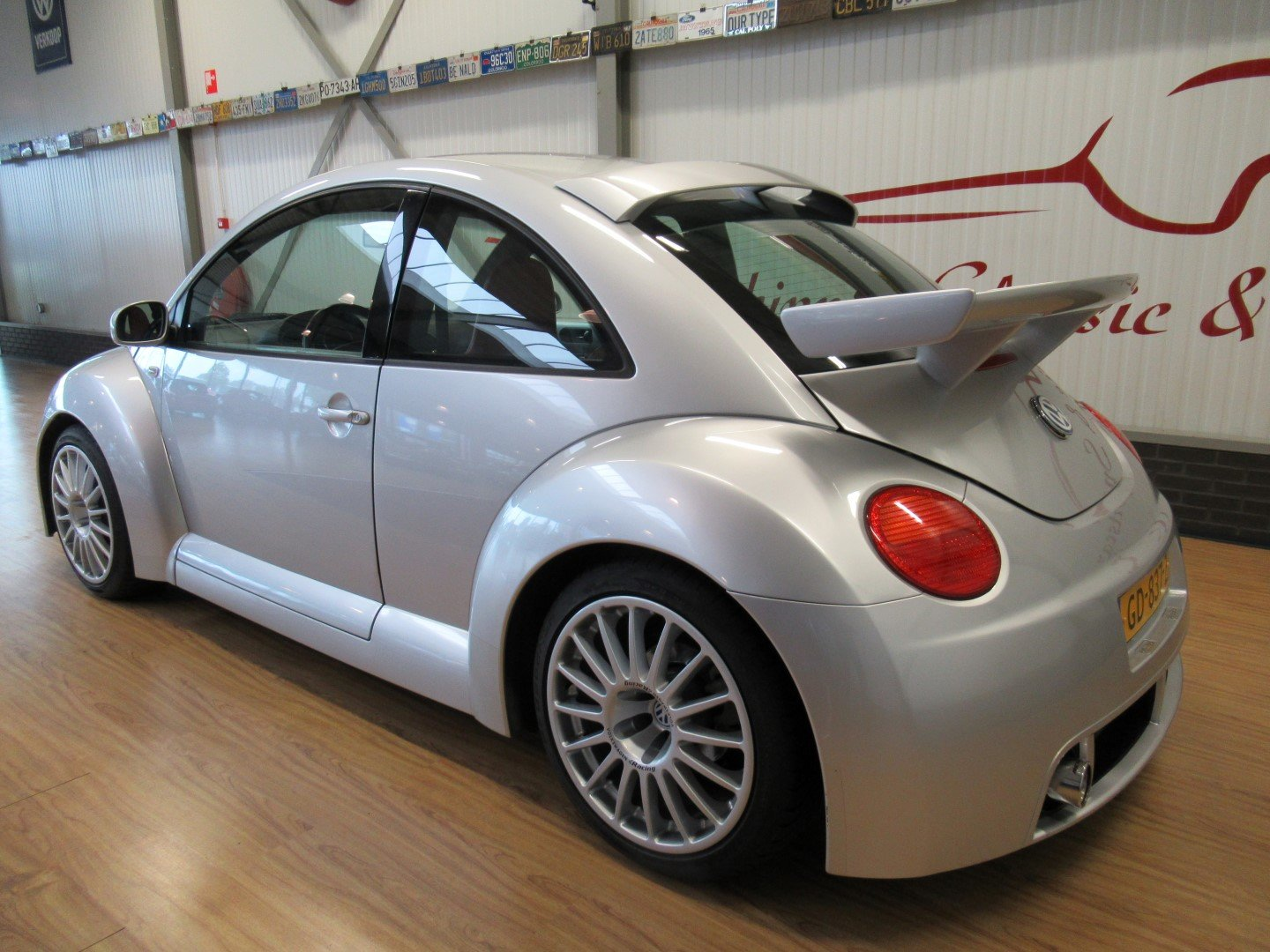 2002 Volkswagen Beetle RSI Limited Edition no. 56 of 250 For Sale (picture 4 of 6)