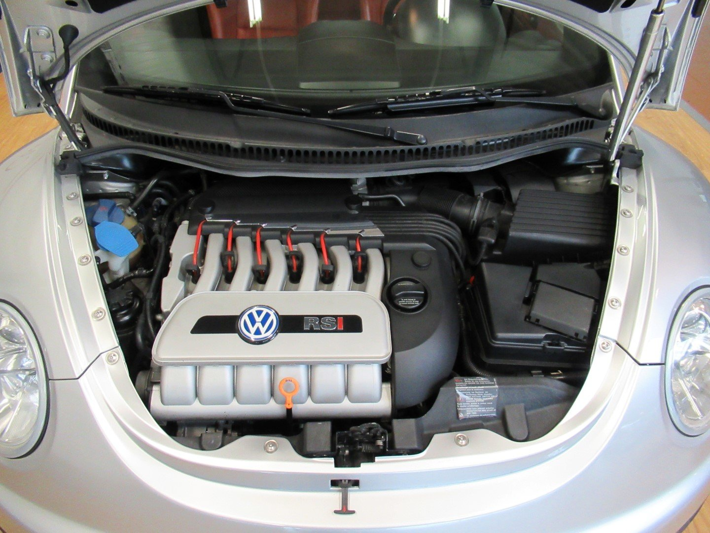 2002 Volkswagen Beetle RSI Limited Edition no. 56 of 250 For Sale (picture 6 of 6)