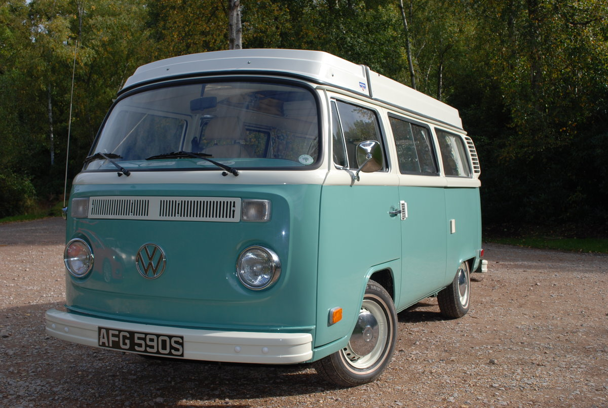 1978 VW T2 Westfalia For Sale (picture 1 of 6)