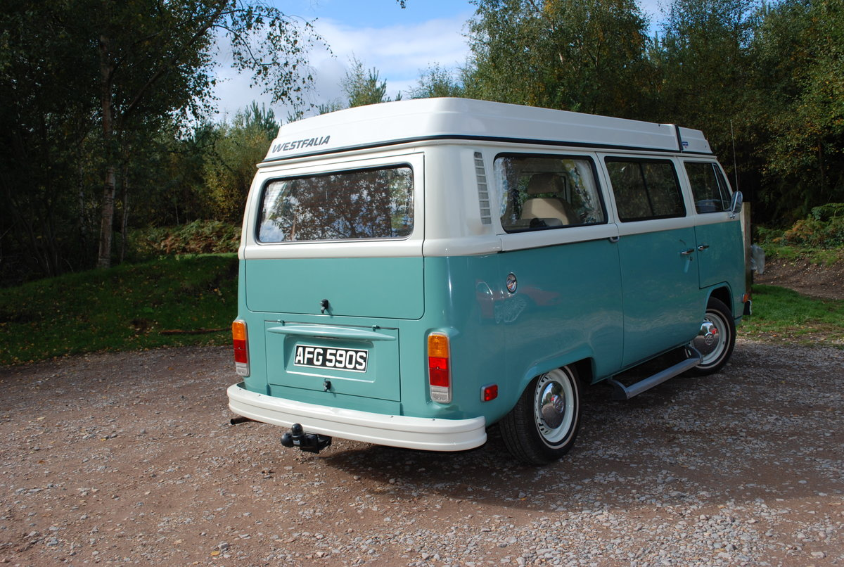 1978 VW T2 Westfalia For Sale (picture 2 of 6)