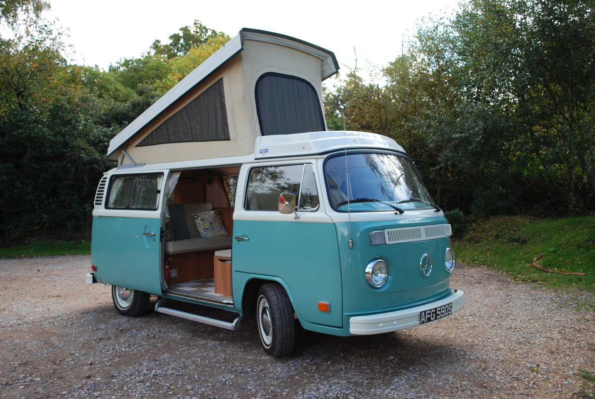 1978 VW T2 Westfalia For Sale (picture 3 of 6)