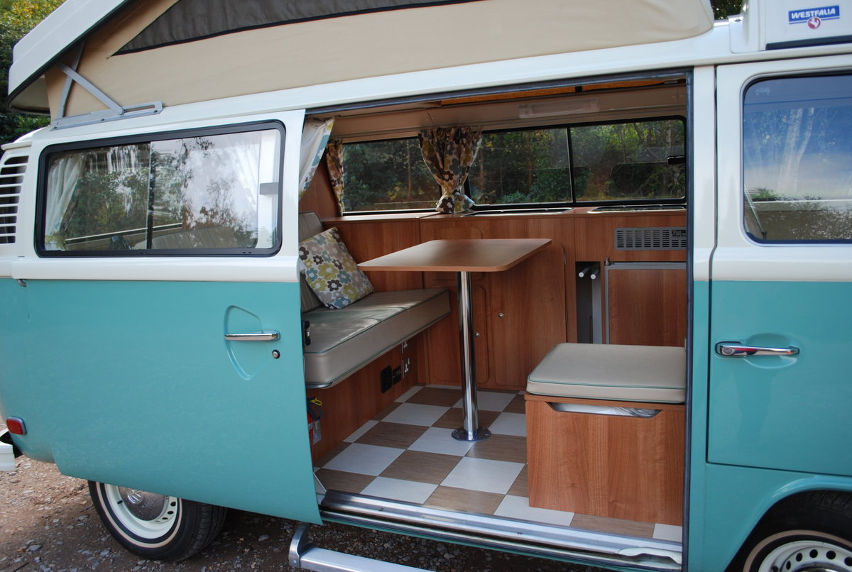 1978 VW T2 Westfalia For Sale (picture 4 of 6)