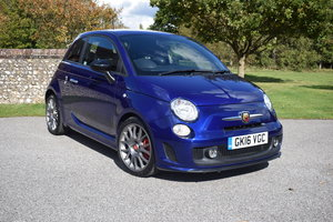 2016/16 ABARTH 595 1.4 T-JET - TRICOLORE - 1 OWNER - FASH