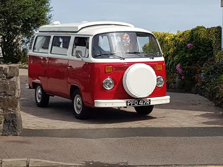 1976 VW T2 Campervan   For Sale (picture 1 of 6)