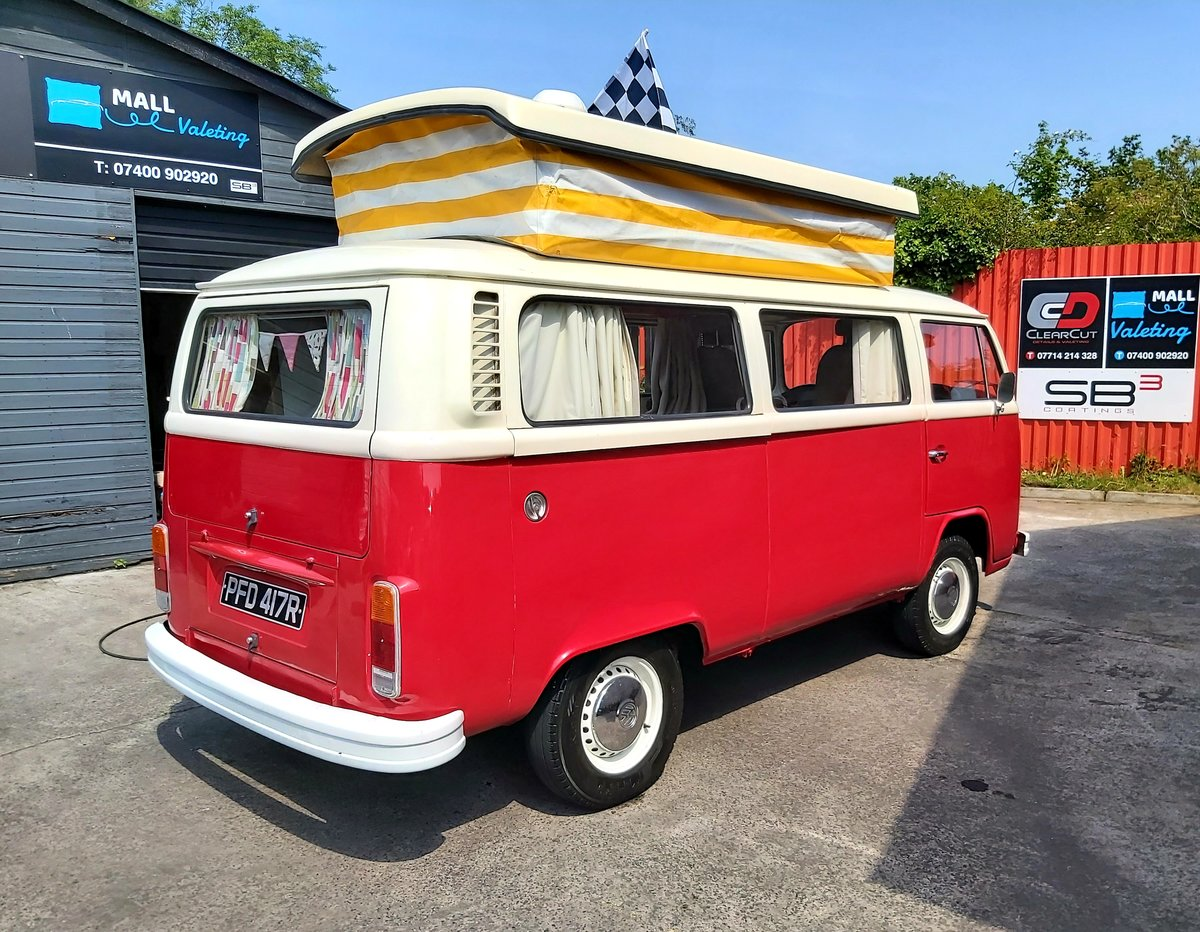 1976 VW T2 Campervan   For Sale (picture 3 of 6)