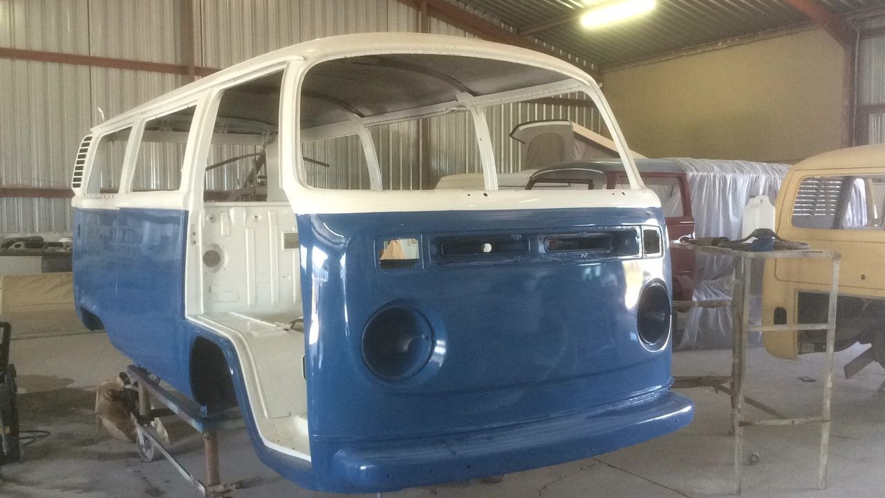 1974 VW Kombi`s   For Sale (picture 2 of 2)