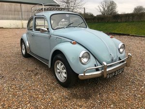 Picture of Wonderful Rare 1967 VW Beetle 1500 Stickshift For Sale