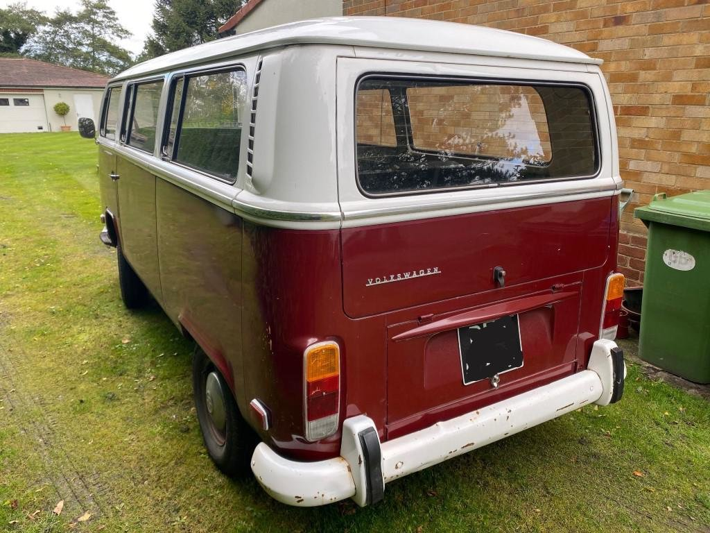 £12,995 : 1972 VW TRANSPORTER MOTOR CARAVAN For Sale (picture 3 of 6)