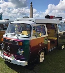 T2 Kombi fully refurbed