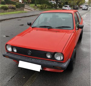 Picture of 1984 VW Volkswagen POLO Mk2 Saloon 1093cc not golf
