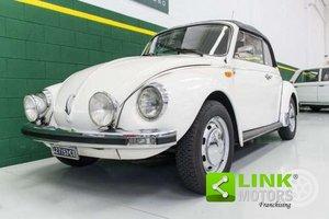 Volkswagen Beetle Maggiolino Maggiolone CABRIOLET - CONSERV