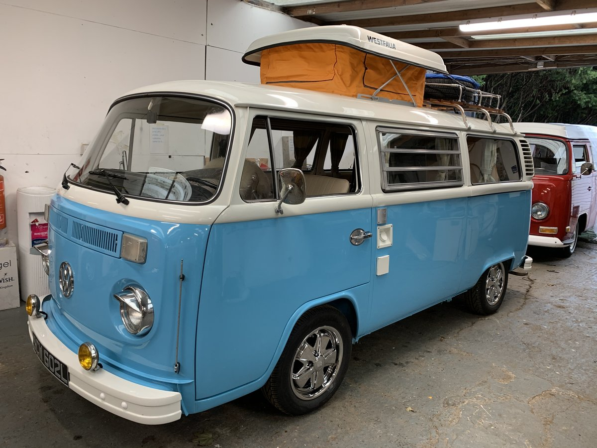 1972 Extremely solid VW CAMPER For Sale (picture 1 of 6)