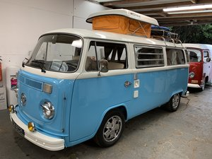 Extremely solid VW CAMPER