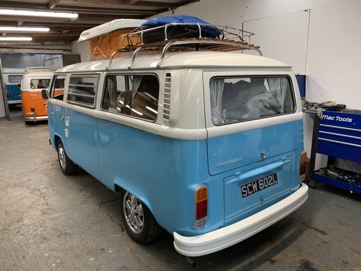 1972 Extremely solid VW CAMPER For Sale (picture 3 of 6)