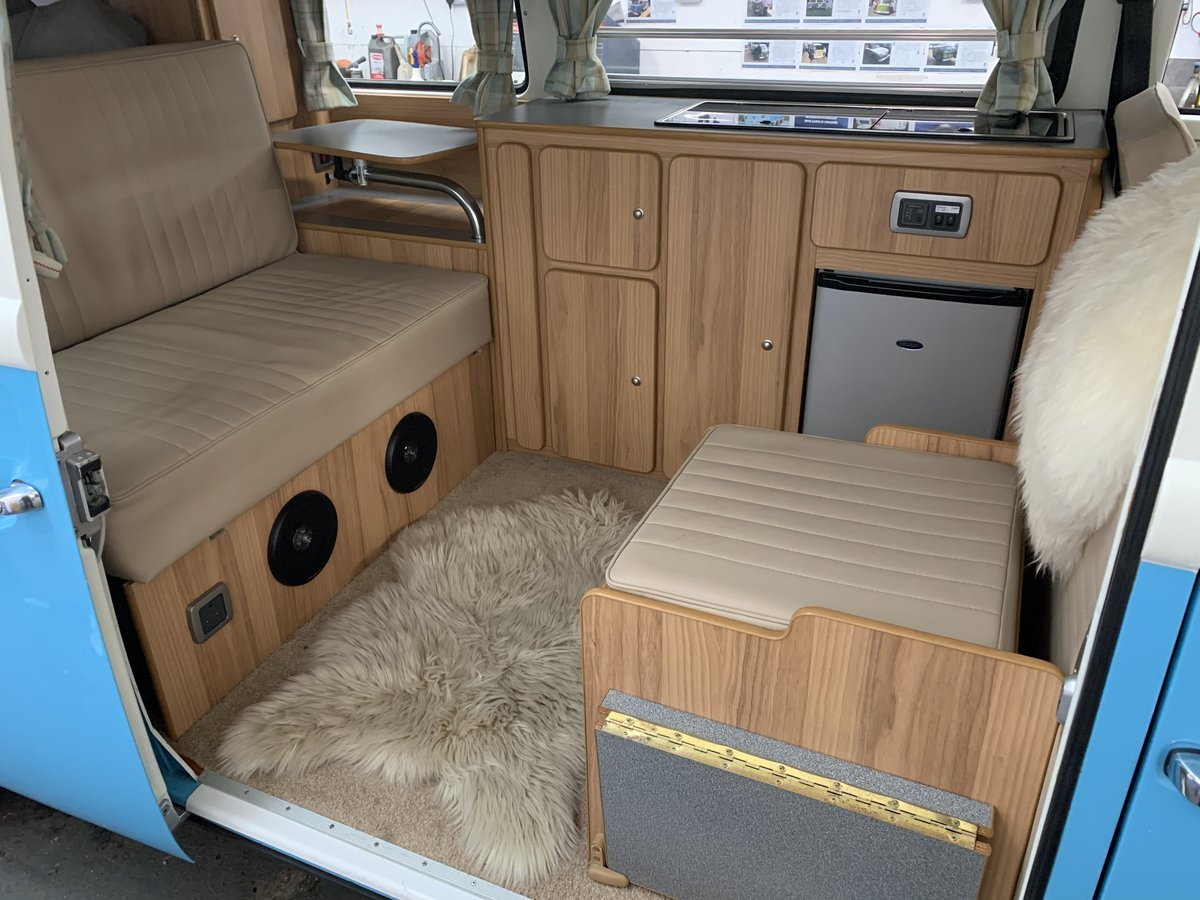 1972 Extremely solid VW CAMPER For Sale (picture 4 of 6)