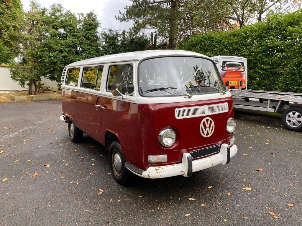 £12,995 : 1972 VW TRANSPORTER MOTOR CARAVAN For Sale (picture 2 of 6)