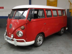 Picture of 1971 VW 15 Window Van at ACA 7th November  For Sale by Auction