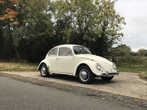 Picture of VW beetle 1967 1500 cc European spec LHD  For Sale