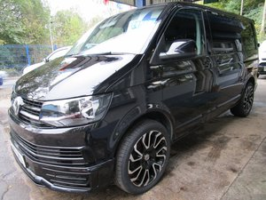 Picture of 2007 TRANSPORTER T28 T6 5 SEATER KOMBI WITH BRAND NEW LEATHER INT For Sale