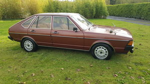 Picture of Volkswagen Passat 1.6 GLS B1 UK Car 1979