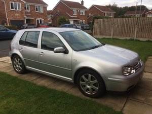 Picture of 2001 Golf 2.8. Sold