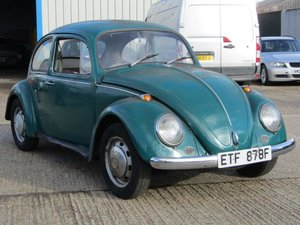 Picture of 1967 VW Beetle 1500 NO RESERVE at ACA 7th November  For Sale by Auction
