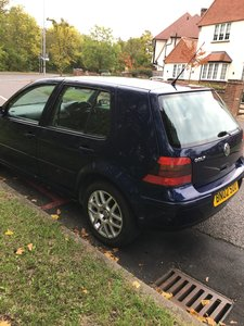Picture of 2002 Mk4 Golf V5 auto
