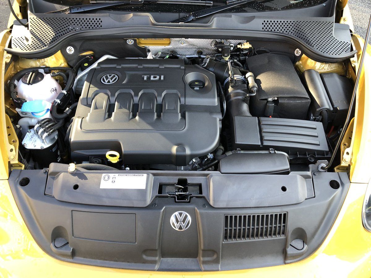 2017 Limited edition VW Beetle Dune Cabrio Diesel DSG For Sale (picture 6 of 6)