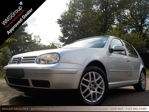 Picture of 2002 Volkswagen Golf 1.9 GT TDi PD (130) - As New