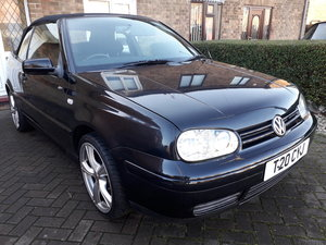 Picture of 2000 VW 2.0 Golf Cabriolet