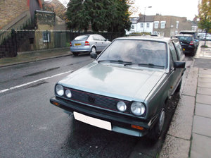 Picture of 1988 VW Polo Ranger hatchback