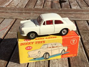 Picture of Dinky vw 1500