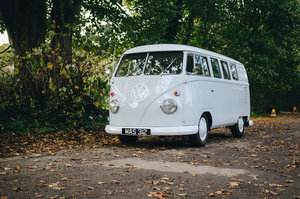 Picture of 1960 Split Screen VW Campervan LHD