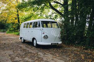 Split Screen VW Campervan LHD