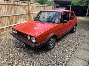 Picture of 1983 Volkswagen MK1 Golf Gti Campaign