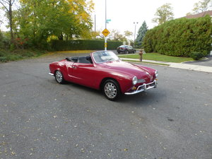 Picture of 1968 Volkswagen Karmann Ghia Convt A Driver For Sale